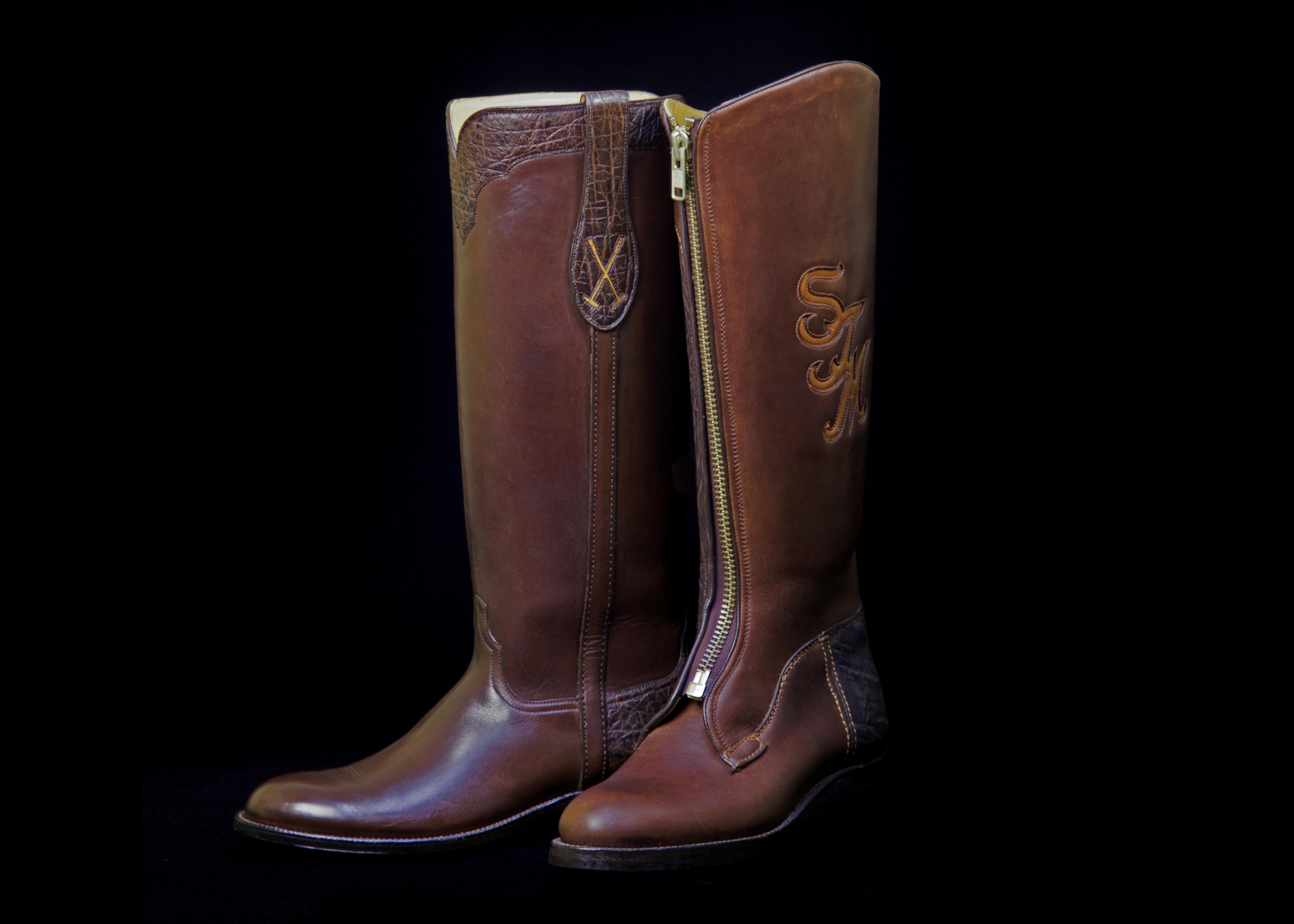 51d0fb91003f Polo and Riding Boots - Maida s Custom Footwear